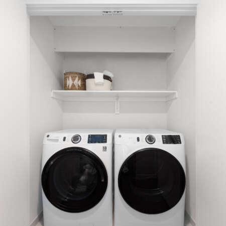 washing and drying room
